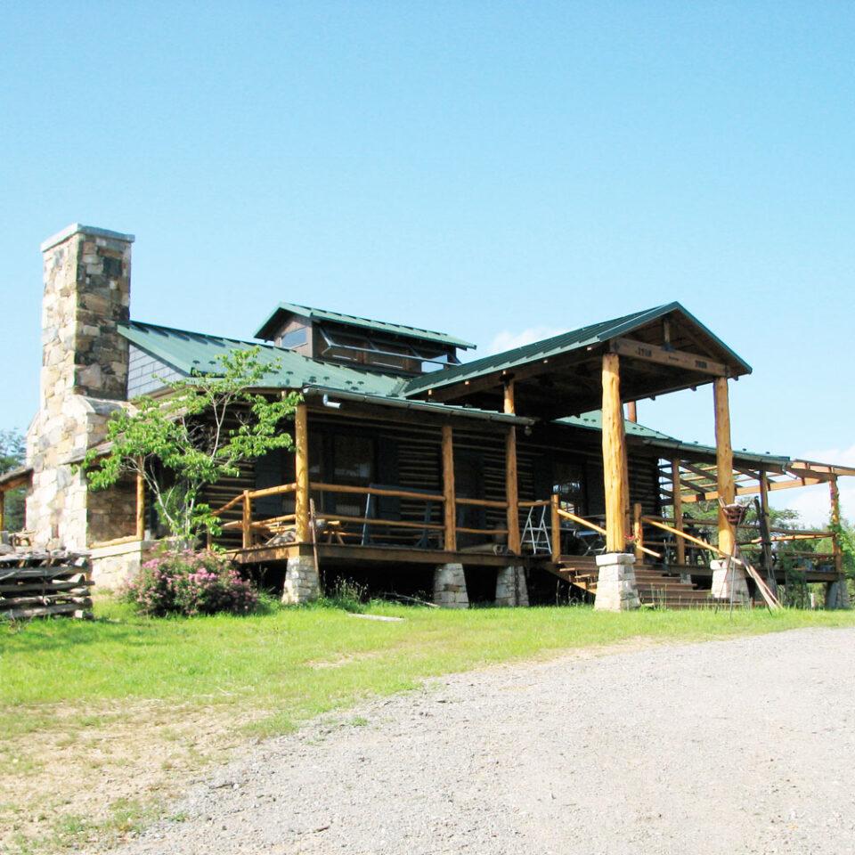 Cherokee Cabin - Rassawek