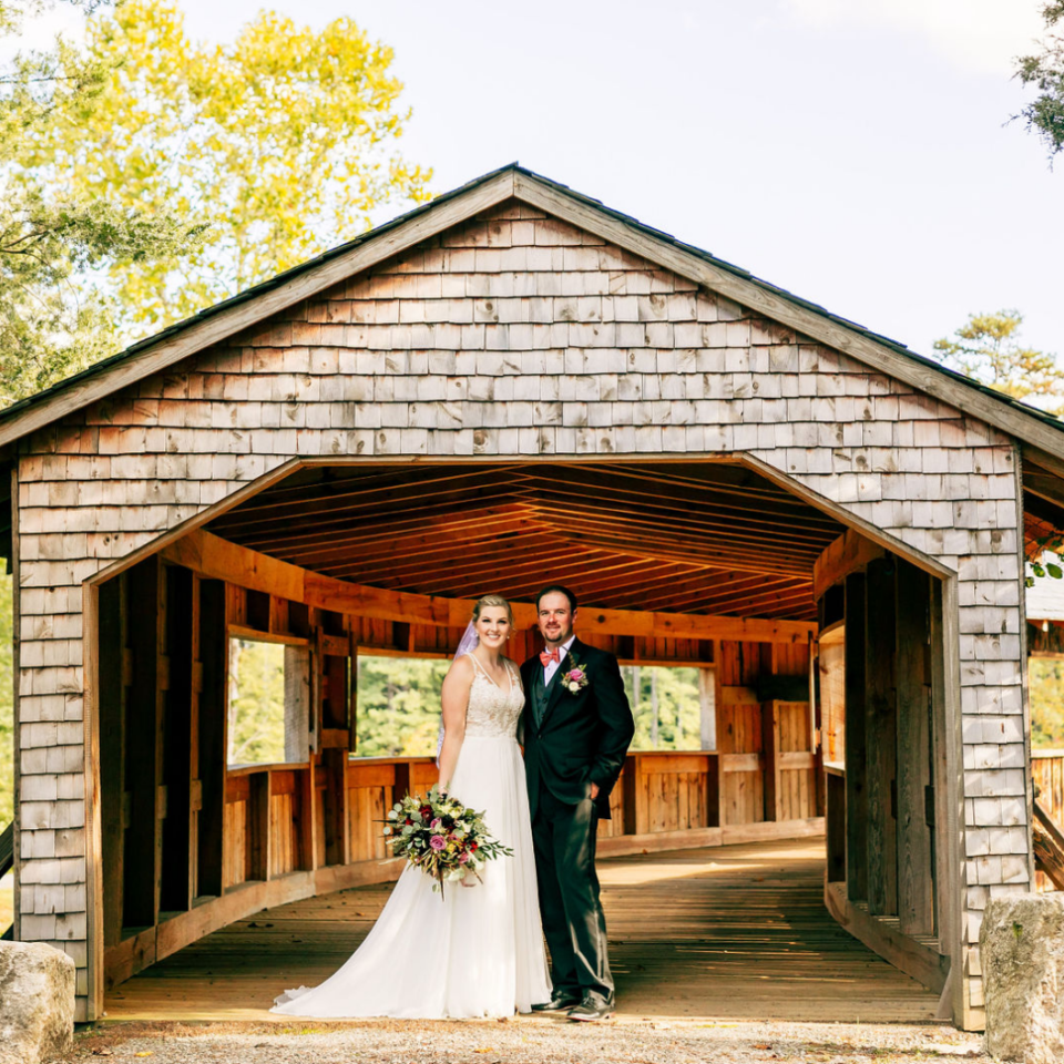 Covered Bridge Wedding - Rassawek
