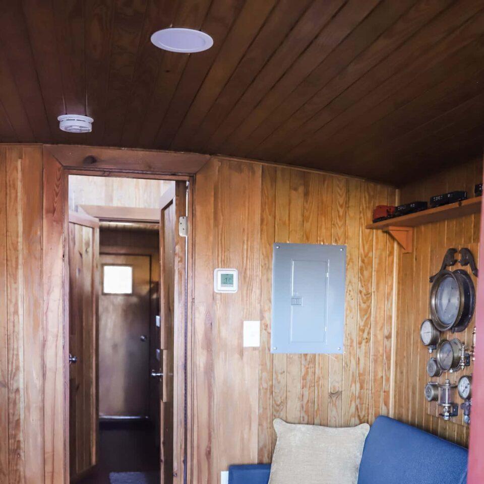 Interior Caboose - Rassawek