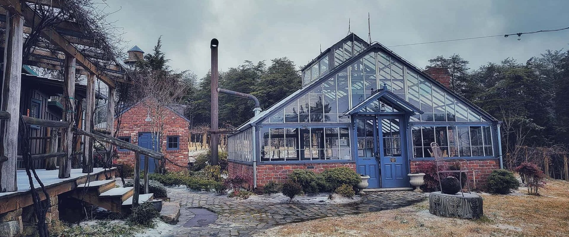 Greenhouse - Rassawek