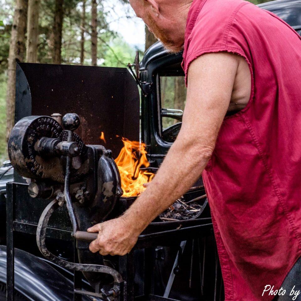 Roger blacksmith - Rassawek